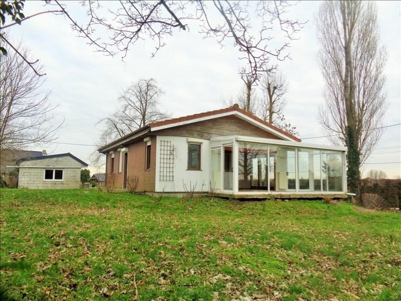 Sale house / villa Hinges 167000€ - Picture 5