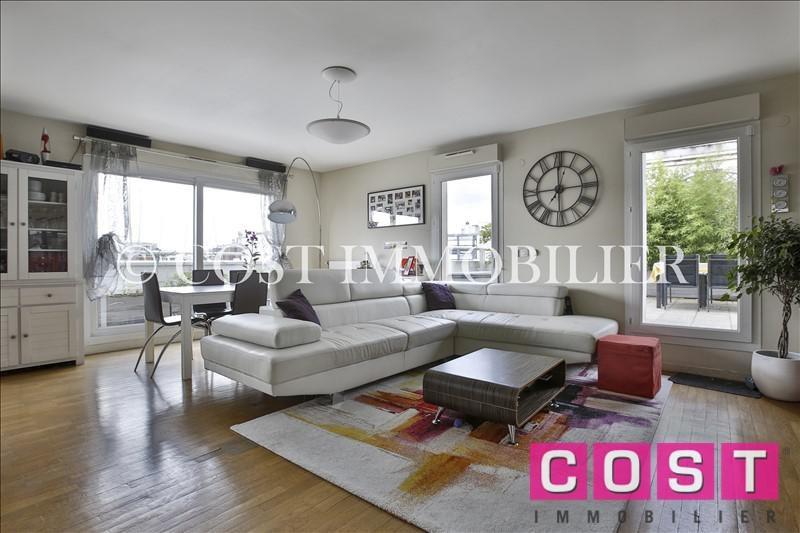 Vente de prestige appartement Courbevoie 1200000€ - Photo 1