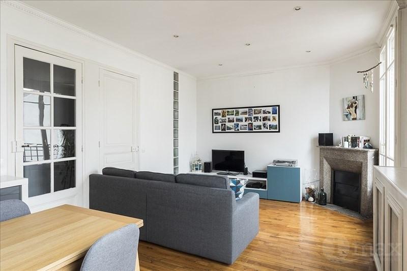 Sale apartment Courbevoie 355000€ - Picture 2