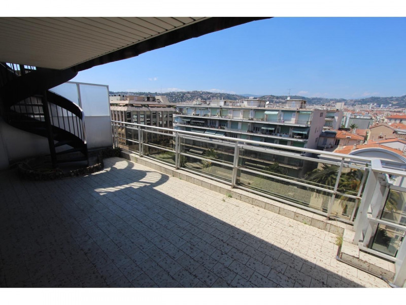 Deluxe sale apartment Nice 850 000€ - Picture 1