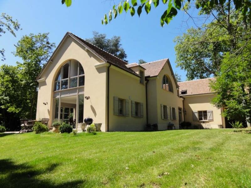 Deluxe sale house / villa Montfort l amaury 1630000€ - Picture 4