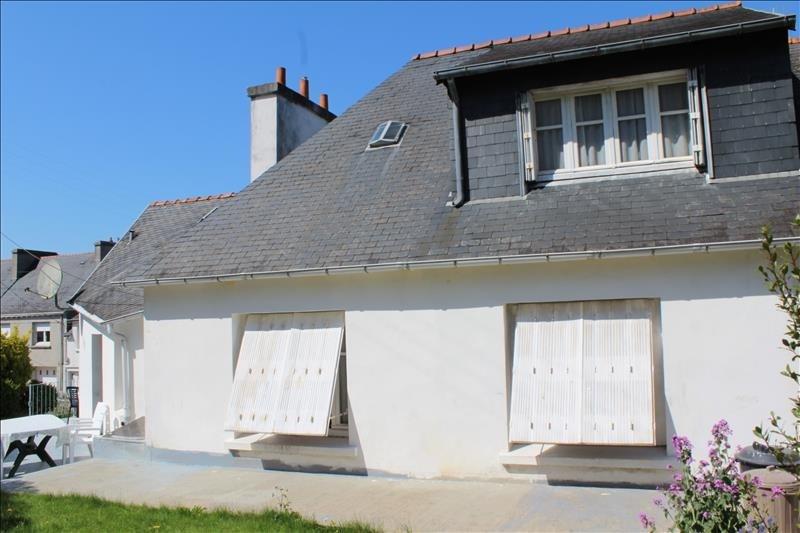 Sale house / villa Quimper 133750€ - Picture 1