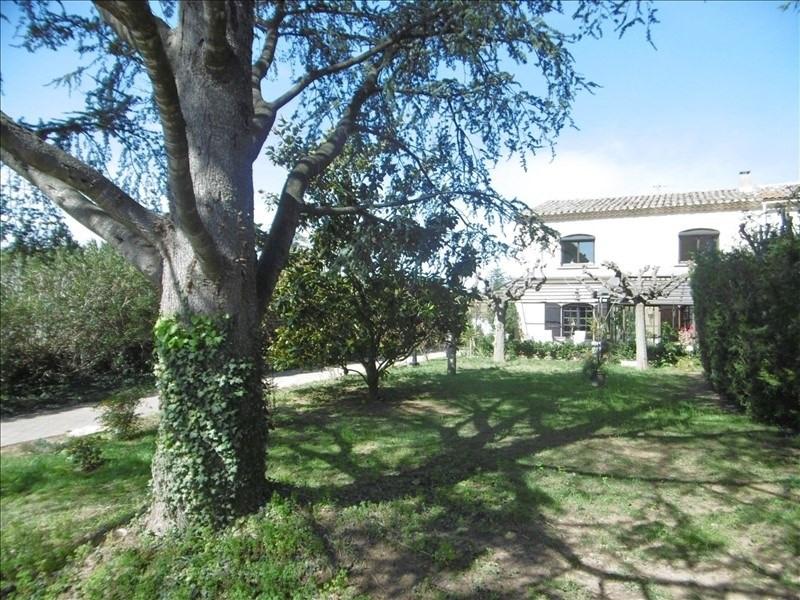Vente maison / villa Aigues vives 454000€ - Photo 8