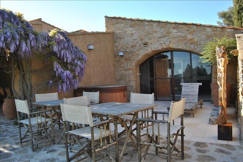 Deluxe sale house / villa La cadiere d azur 936000€ - Picture 2