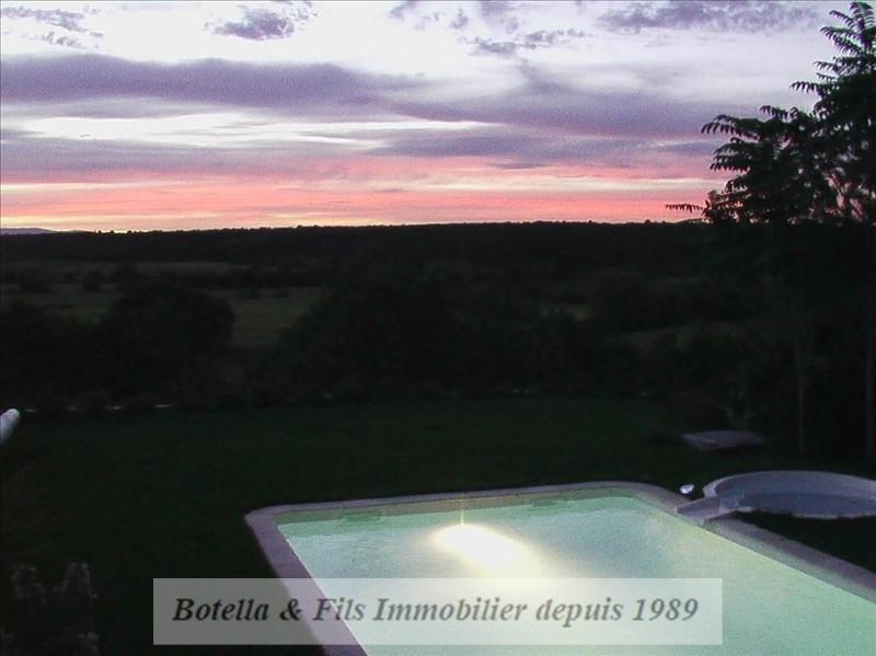 Vente de prestige maison / villa Uzes 576600€ - Photo 12