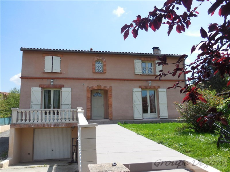 Vente maison / villa Pechbonnieu 435000€ - Photo 2