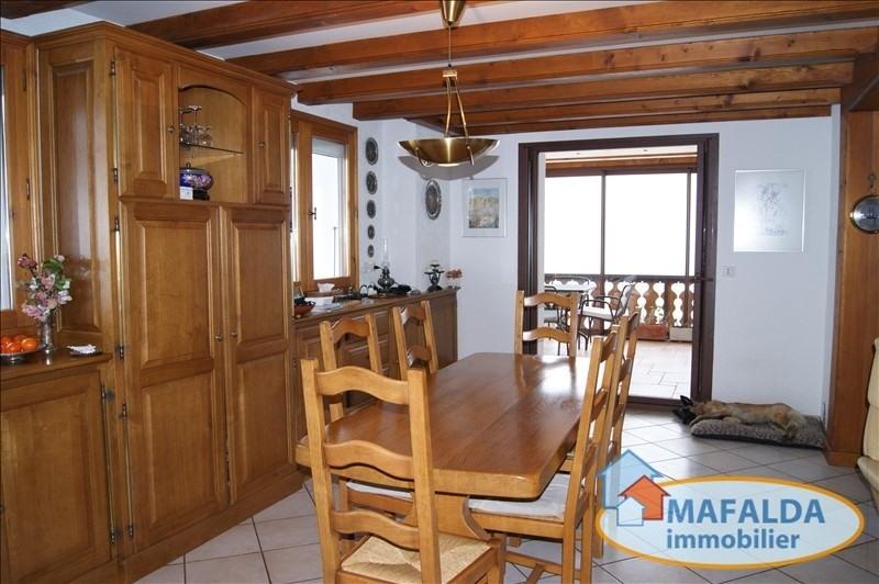 Sale house / villa Mont saxonnex 525000€ - Picture 6