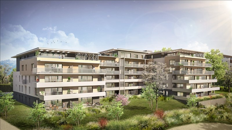 Sale apartment Ferney voltaire 275 600€ - Picture 1