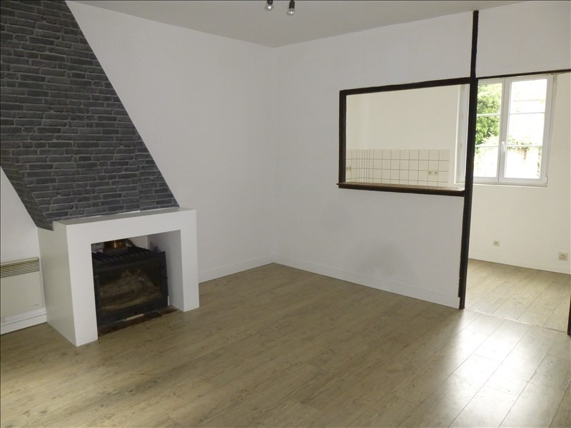 Sale apartment Honfleur 132 500€ - Picture 1