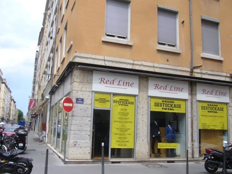 Vente fonds de commerce boutique Lyon 6ème 25000€ - Photo 1
