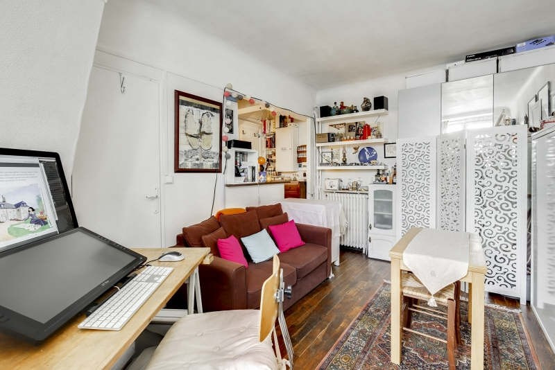 Sale apartment Paris 12ème 190000€ - Picture 4