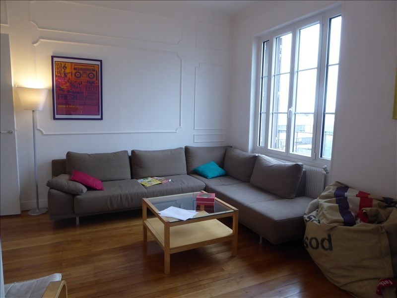 Vente appartement Lyon 8ème 310 000€ - Photo 2