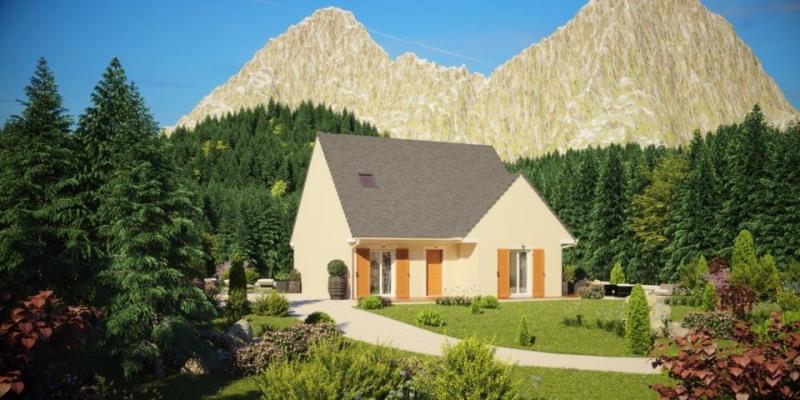 Maison  5 pièces + Terrain 550 m² Monts par MAISONS PIERRE