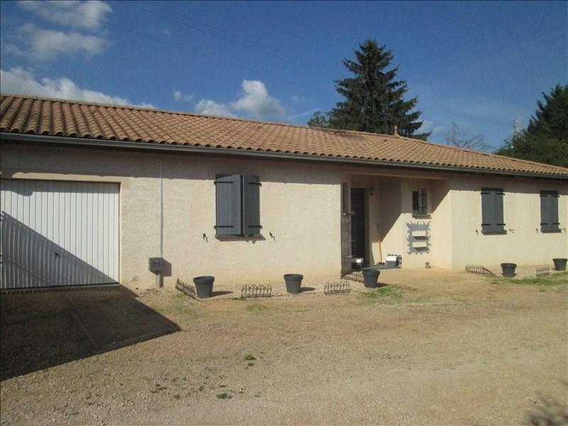 Vente maison / villa Sance 196000€ - Photo 1