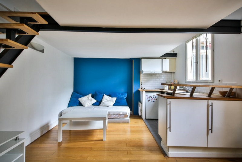 Deluxe sale apartment Boulogne-billancourt 320 000€ - Picture 5
