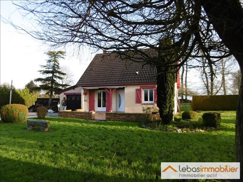 Vente maison / villa Yerville 144500€ - Photo 1