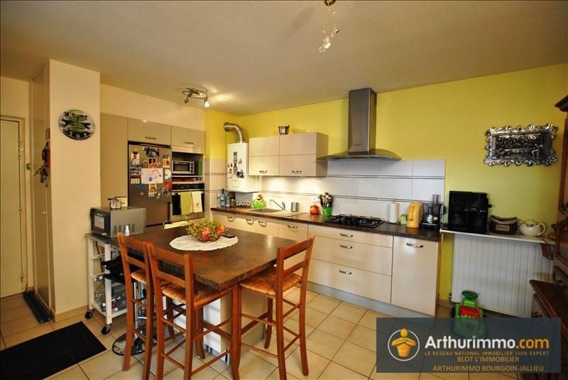Sale apartment Bourgoin jallieu 162000€ - Picture 2