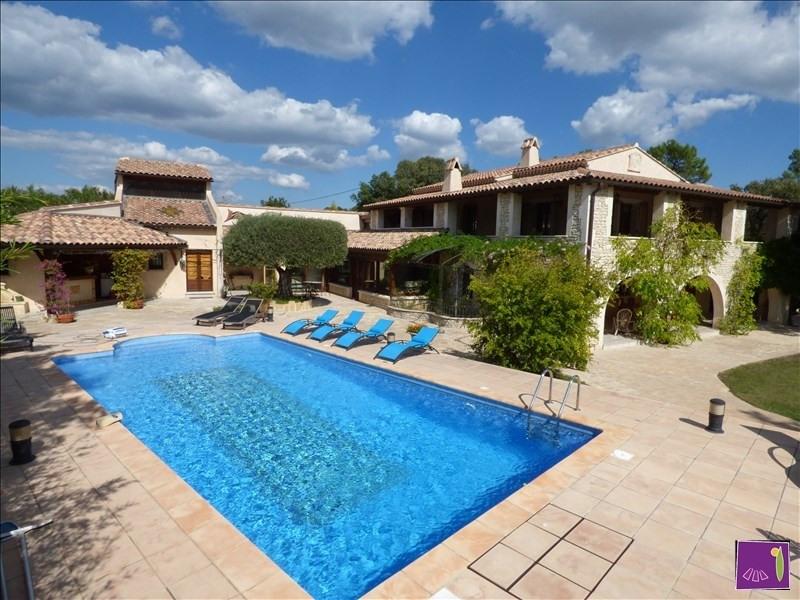 Immobile residenziali di prestigio casa Uzes 1275000€ - Fotografia 10