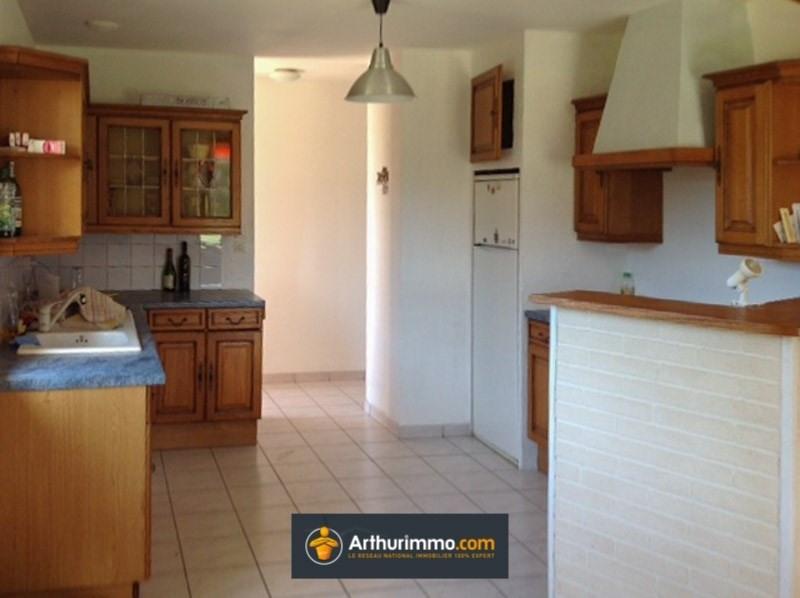 Sale house / villa Morestel 195000€ - Picture 2