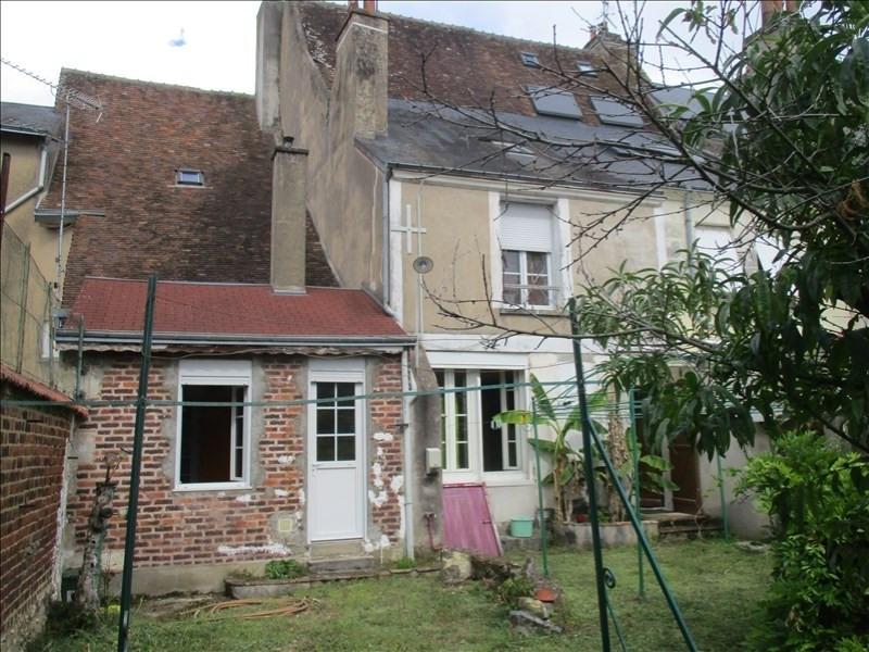 Vente maison / villa Montoire sur le loir 117000€ - Photo 1