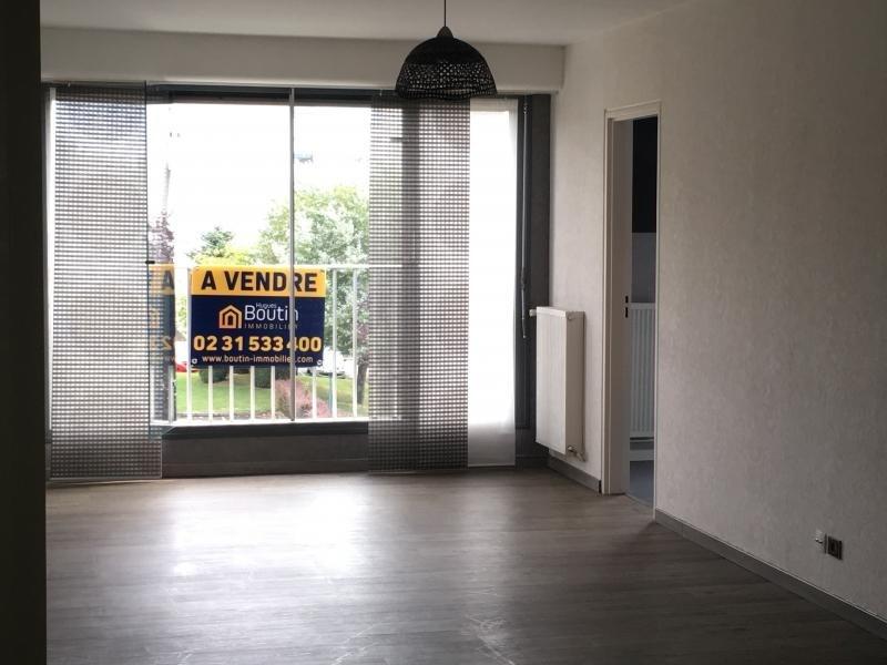 Vente appartement Caen 131000€ - Photo 1
