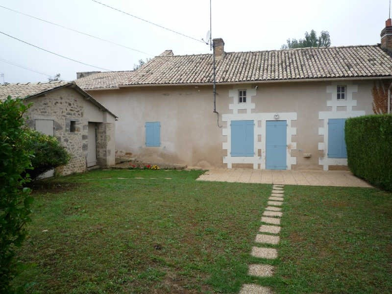 Location maison / villa Vivonne 600€cc -  1