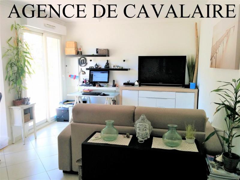 Sale apartment Cavalaire sur mer 220000€ - Picture 1