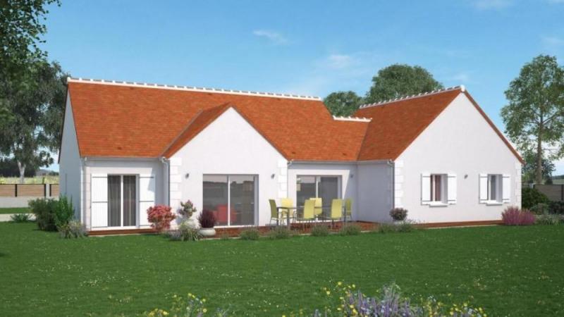 Maison  5 pièces + Terrain 333 m² Neuillé-le-Lierre par maisons Ericlor