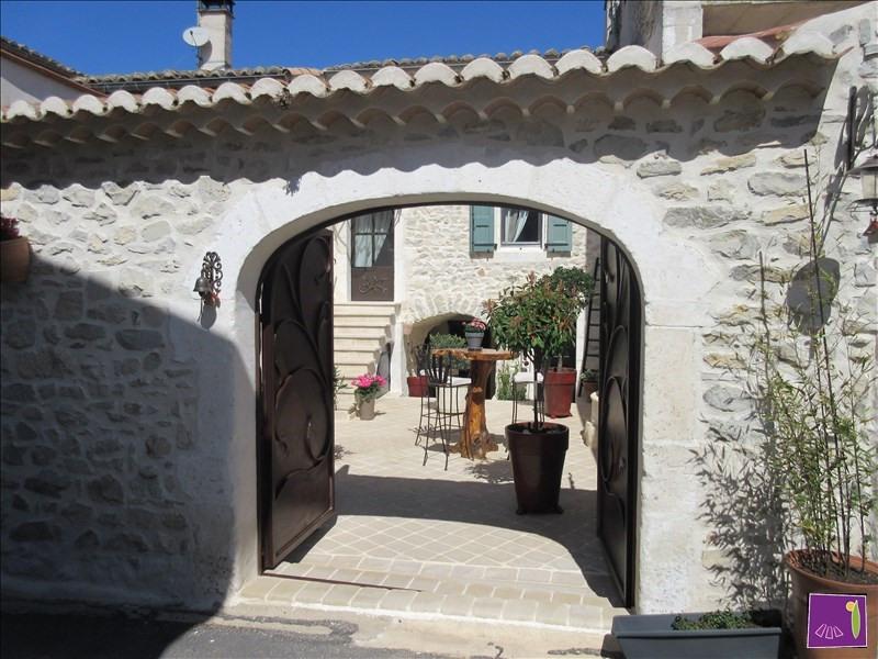 Vente maison / villa Uzes 304000€ - Photo 10