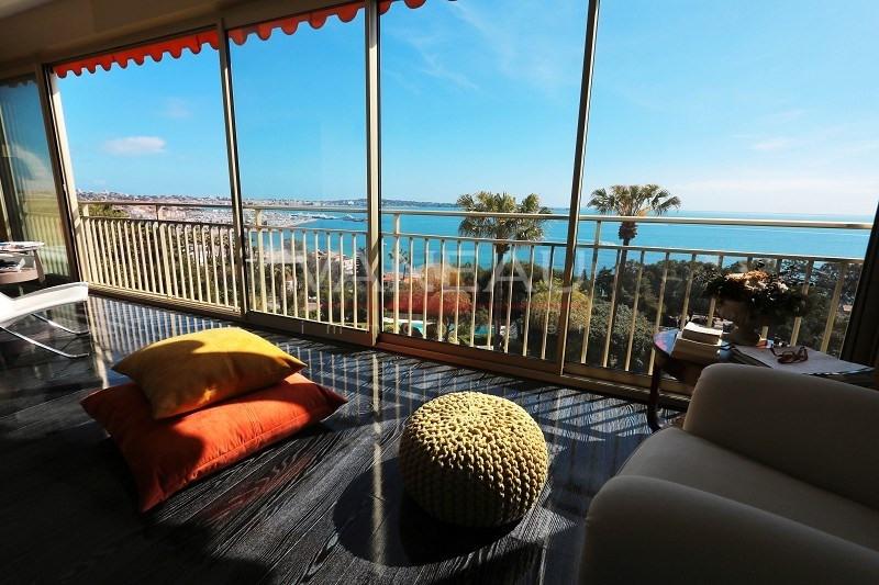Vente de prestige appartement Golfe-juan 995000€ - Photo 1