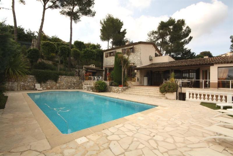 Vente de prestige maison / villa Vallauris 1760000€ - Photo 1