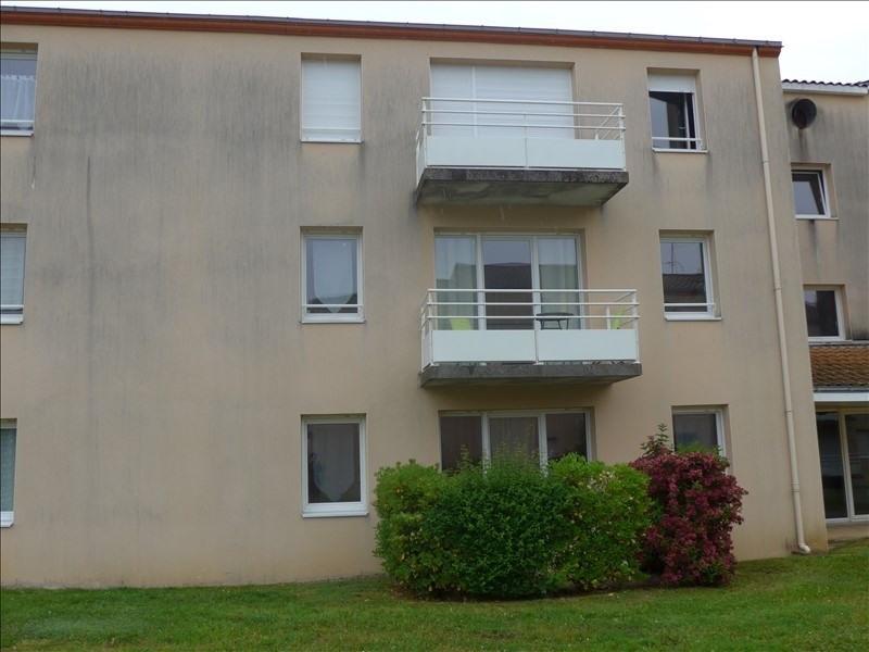 Sale apartment La roche sur yon 88000€ - Picture 1
