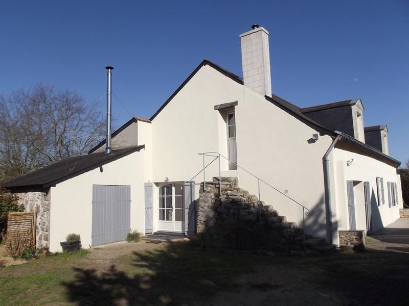 Deluxe sale house / villa Angers 30 mn sud est 395000€ - Picture 2