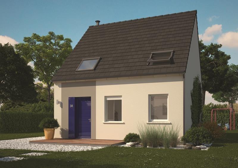 Maison  5 pièces + Terrain 548 m² Oinville-sur-Montcient par MAISON PHENIX MANTES LA JOLIE
