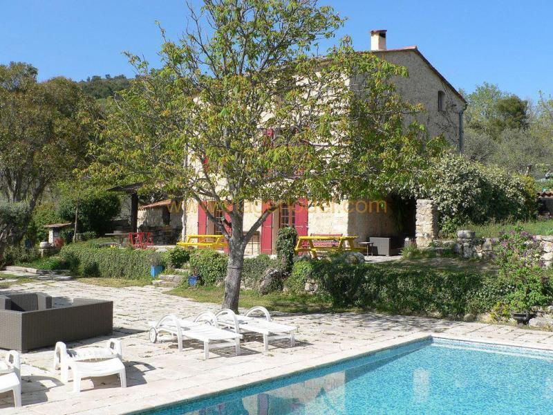 Immobile residenziali di prestigio casa Fayence 892500€ - Fotografia 16