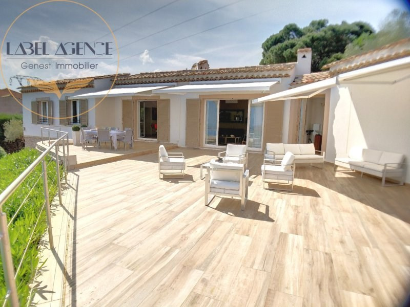 Vacation rental house / villa Grimaud 4200€ - Picture 1