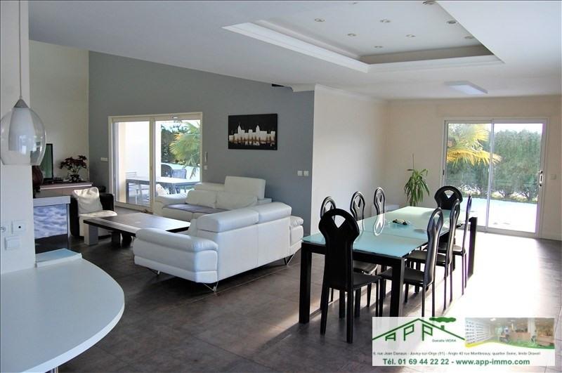 Sale house / villa Fontenay le vicomte 525000€ - Picture 7