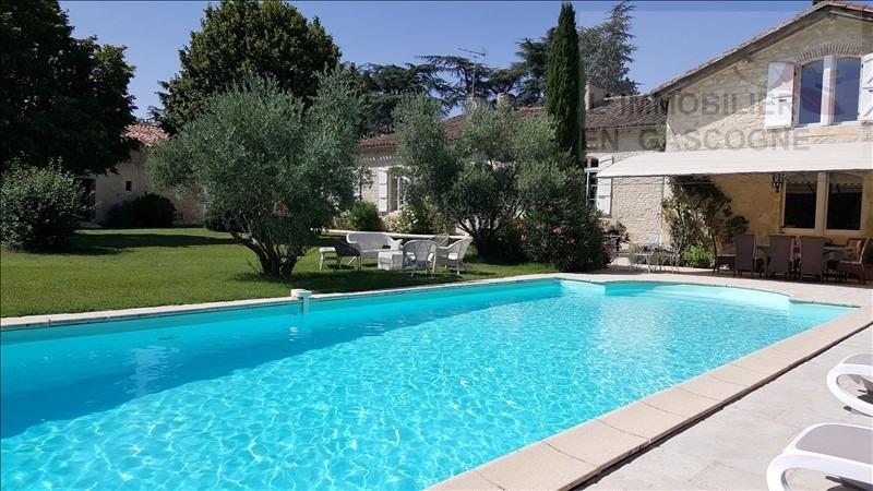 Verkoop van prestige  huis Pavie 850000€ - Foto 2