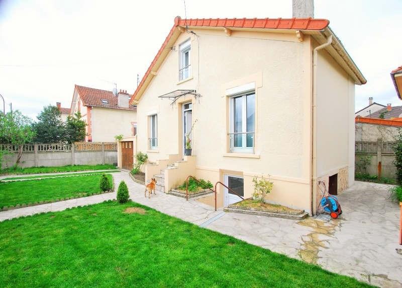 Vente maison / villa Bezons 315000€ - Photo 1