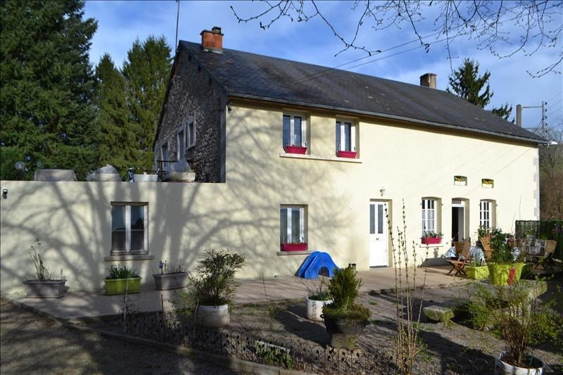 Sale house / villa Montsauche les settons 129000€ - Picture 1