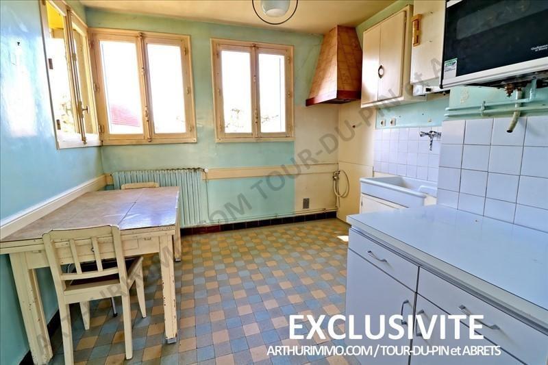 Vente maison / villa La tour du pin 119000€ - Photo 4