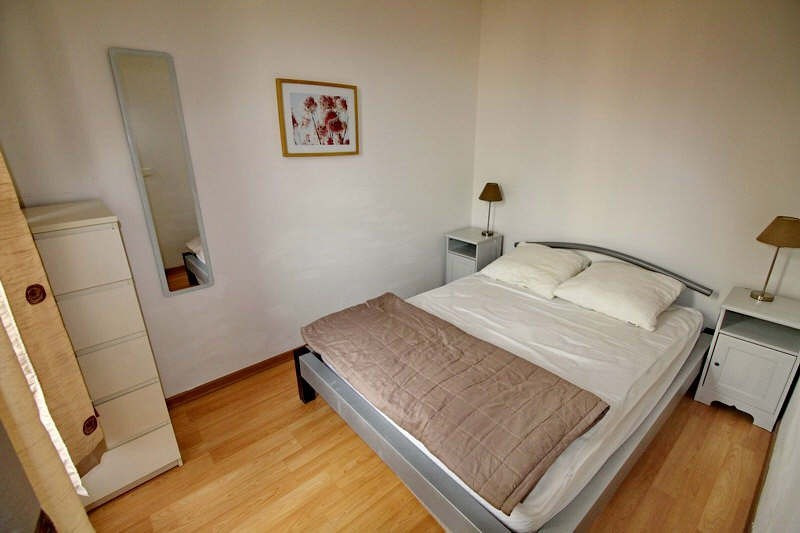 Rental apartment Nice 700€+ch - Picture 1