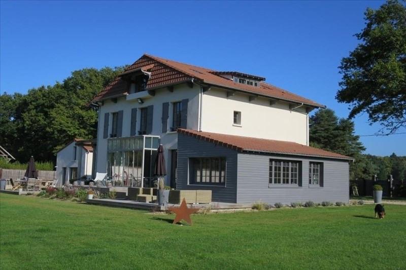 Vente de prestige maison / villa Montfort l amaury 2260000€ - Photo 1