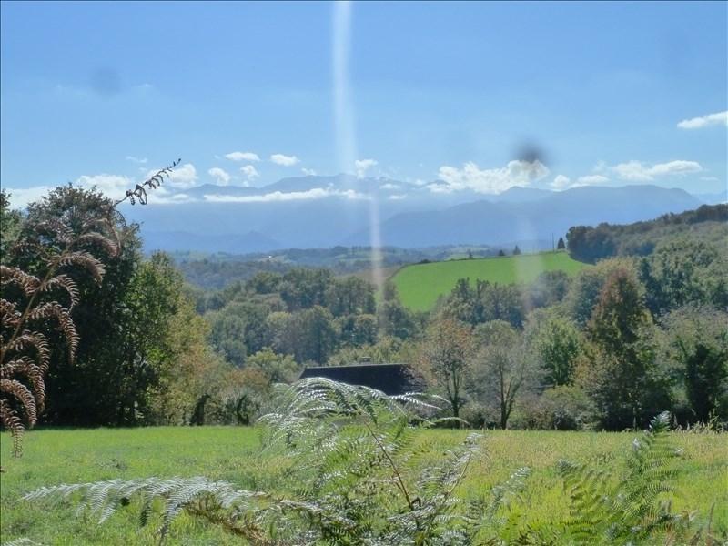 Vente terrain Bosdarros côteaux 88000€ - Photo 1