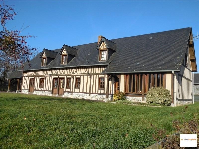 Vente maison / villa Barentin 298000€ - Photo 1