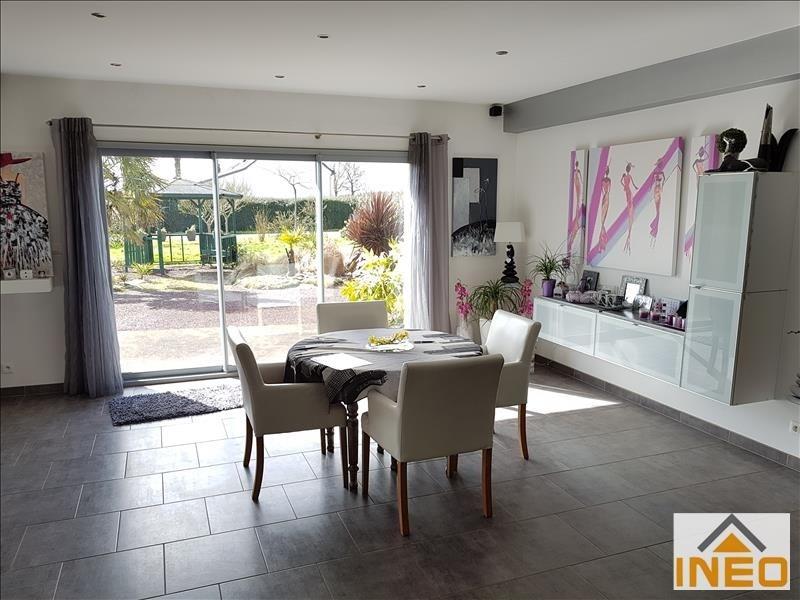 Vente de prestige maison / villa St meen le grand 397100€ - Photo 2