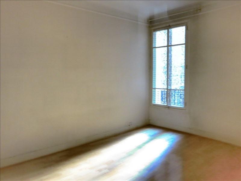 Rental apartment Asnieres sur seine 590€ CC - Picture 1