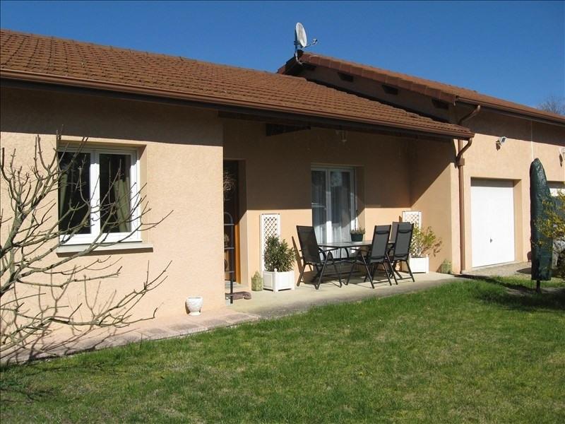 Location maison / villa Loyettes 960€ CC - Photo 1