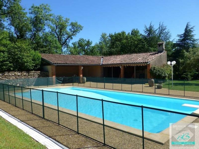 Deluxe sale house / villa Burlats 680000€ - Picture 12