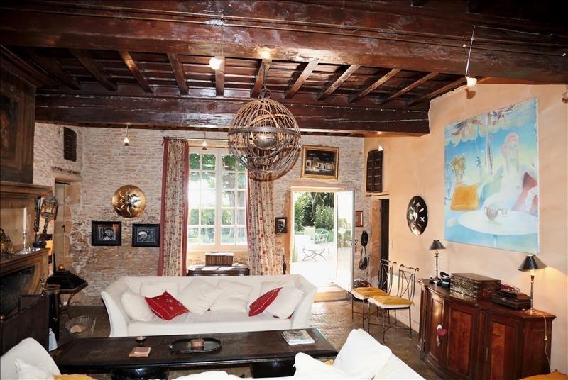 Sale house / villa Pommiers 525000€ - Picture 5